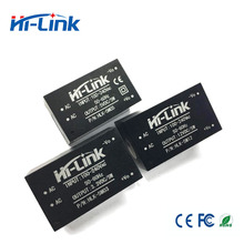 Free shipping 5 pcs lot HLK 5M05 220V 5V 1A AC DC switching isolated smart power