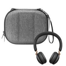 Sert taşınabilir saklama kutusu seyahat taşıma çantası Anker Soundcore yaşam Q20 Bose QC35 QC25 QC3 JBL 750 710 310 kulaklık kulaklık