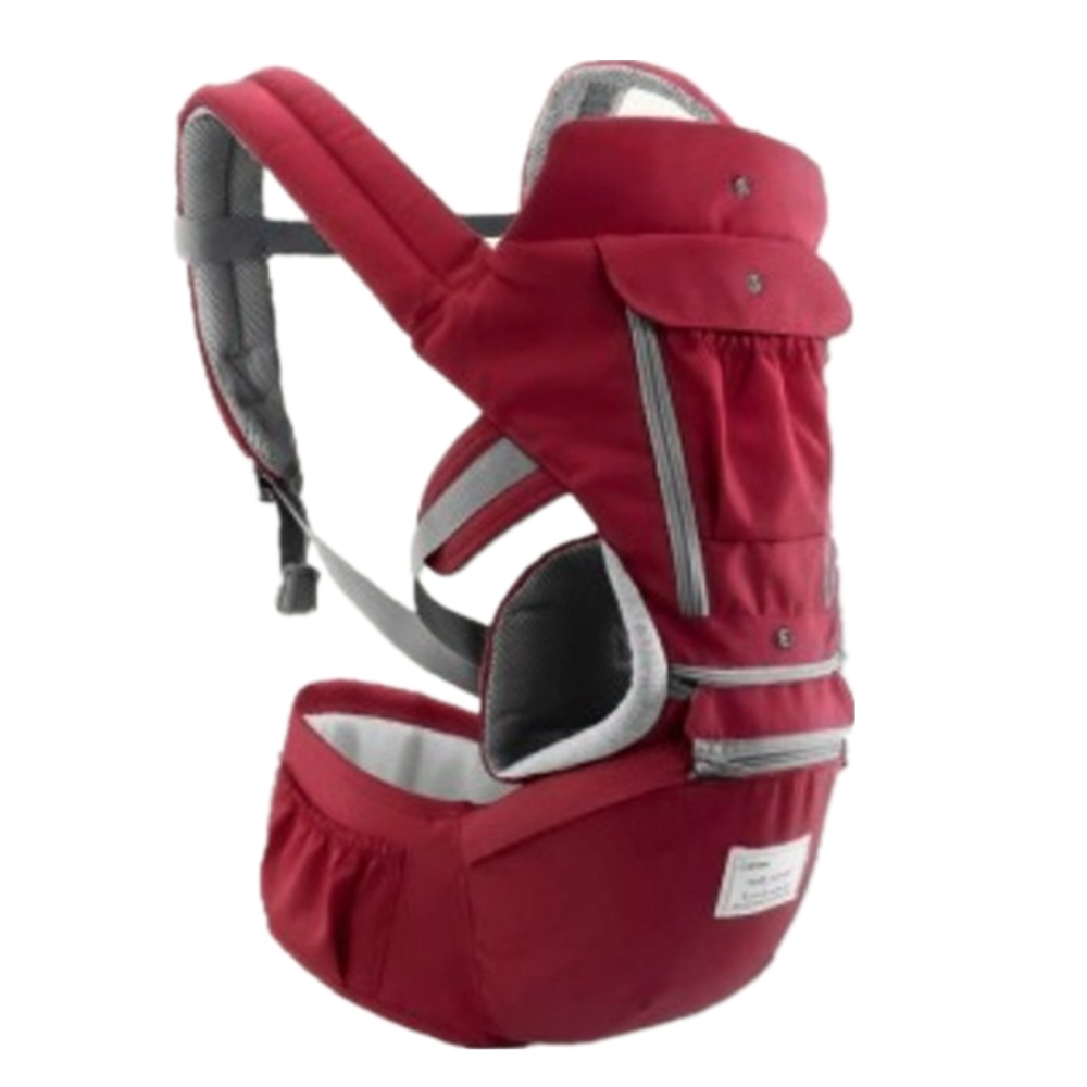 0-36M Ergonomic Baby Carrier Infant Baby Hipseat Carrier Front Facing Ergonomic Kangaroo Baby Wrap Sling For Baby Travel