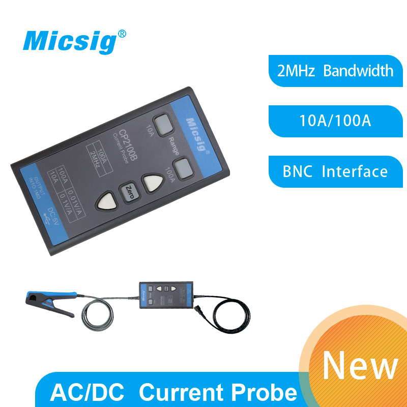 Micsig AC/DC current probes CP2100B ...