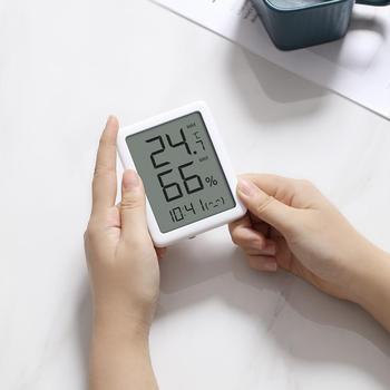 Youpin miaomiaoce MMC E-ink Screen LCD Large Digital display Thermometer Hygrometer Temperature Humidity Sensor from Youpin 4