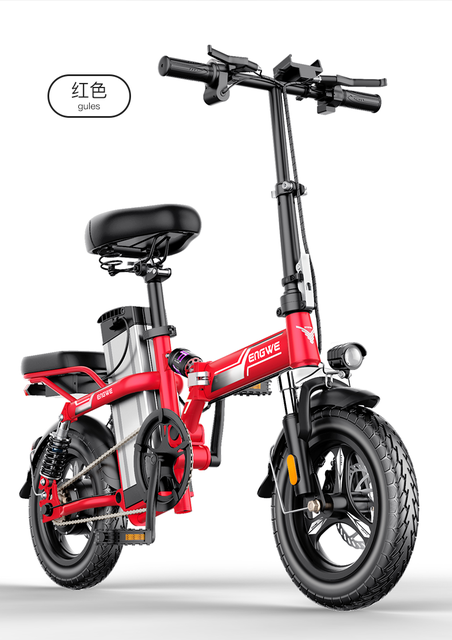 Mini Electric Bike  2