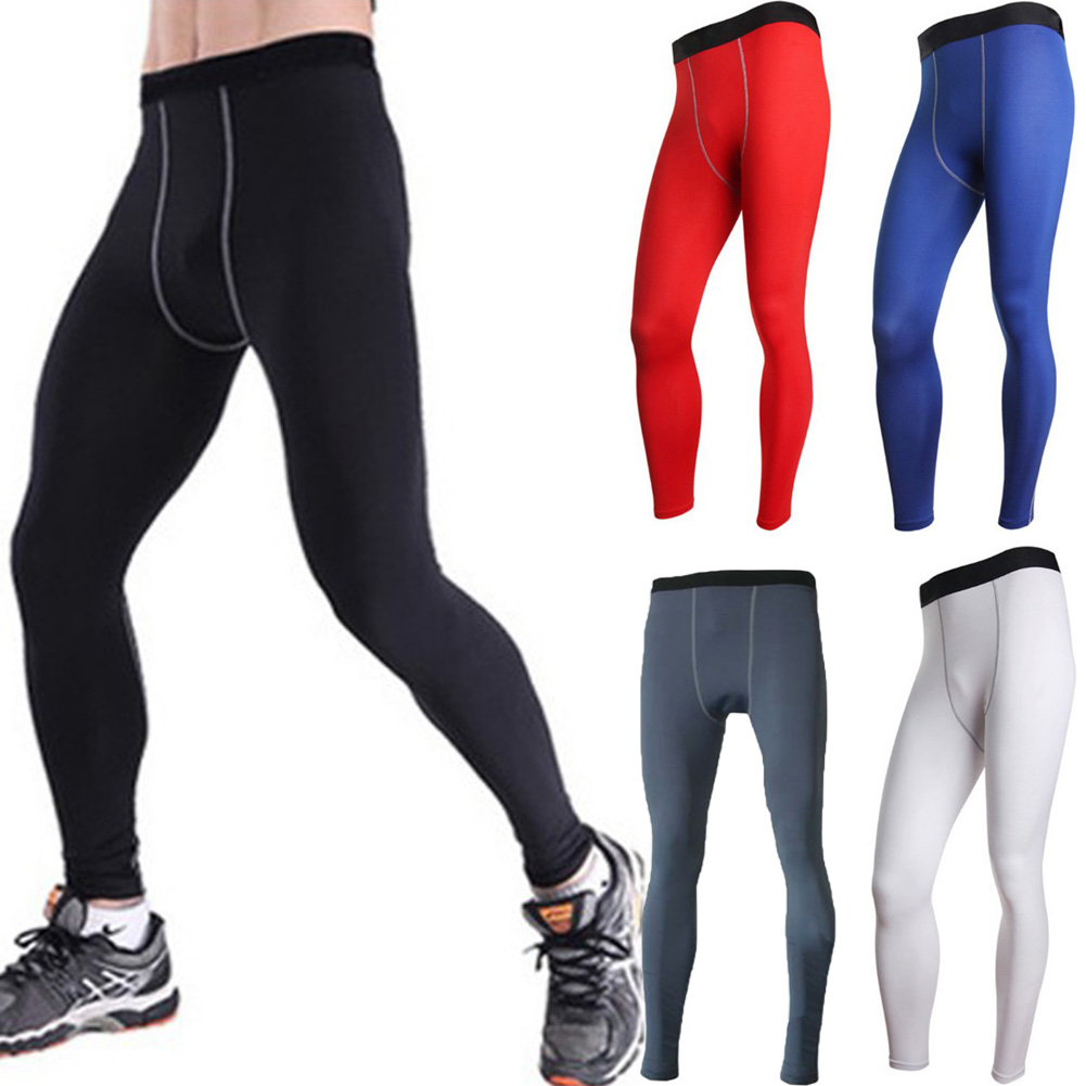 Men's High Quality Men Pants Fitness Casual Elastic Pants Bodybuilding Clothing Casual Sweatpants Joggers Pants Cycling Outfits