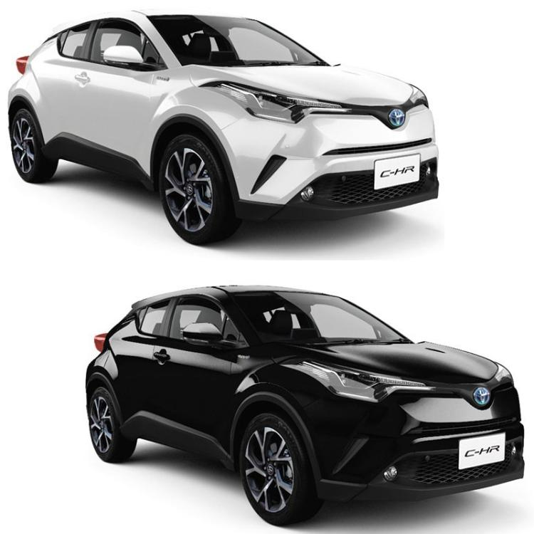 Assembly Model 1/32 Toyota CHR SUV Off-road Vehicle 05634