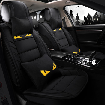 Winter  Auto Full coverage Seats Covers Plush Car Seat Cover for Haval h2 h3 h5 h6 h8 h9 H7 F10 H1