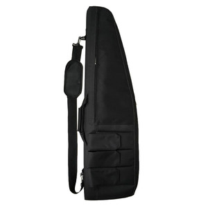 Image 4 - Outdoor Tactical Hunting Rifle case Gun Bag Tactical Air Rifle holsters Airgun pouch Gun Protection Case With Shoulder Strap