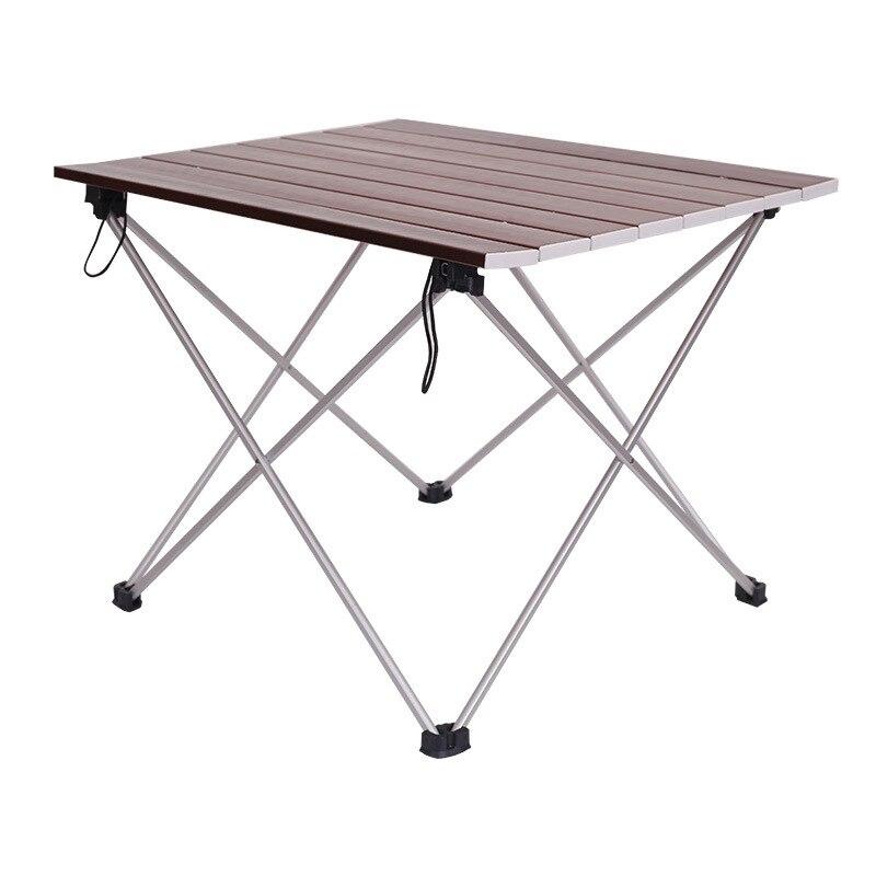 acampamento ao ar livre mesa de mesa