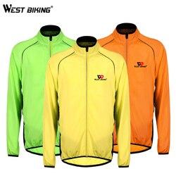 Windproof Bicycle Cycling Jackets Coat Reflective Men Women Waterproof Riding Sport Clothing Quick Dry Jacket MTB Bike Jerseys