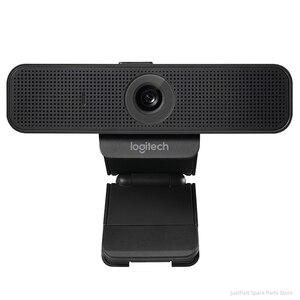 Оригинальная веб-камера Logitech C925e HD, Компьютерная камера, профессиональная камера красоты с якорем