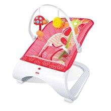 Стиль, многофункциональное вибрационное кресло-качалка для младенцев, детское обучающее кресло-качалка, детская повседневная погремушка