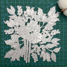 Rose Metal Cutting Dies 2020 For Scrapbooking DIY Paper/photo Cards New Design Cutting Dies Craft Cuts