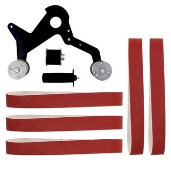Multifunctional M14/M10 Iron Angle Grinder Sanding Belt Adapter Accessories Of Sanding Machine Grinding Polishing Machine