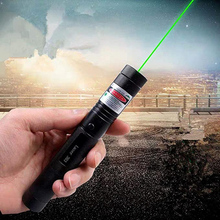 Light-Pointer Pointing High-Power Visible-Beam Focus-Lazer Green with Adjustable