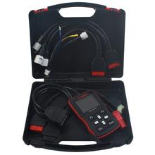 Najnowsza cena fabryczna MST-601 Pro OBDII skaner EOBD Automotive skaner diagnostyczny czytnik kodów obsługuje wszystkie protokoły OBD2 samochody tanie tanio diagauto CN (pochodzenie) mst-90