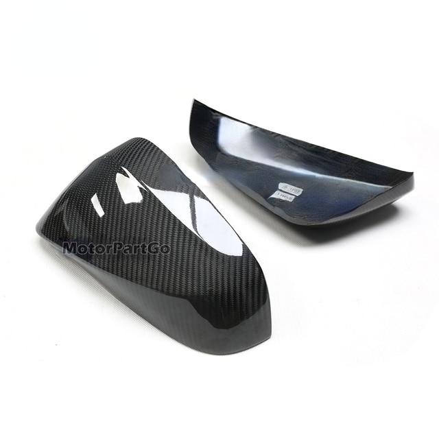 Real Crabon Fiber Mirror Cover 1 pair for Lexus NX RX  2014-2020 T256M 5
