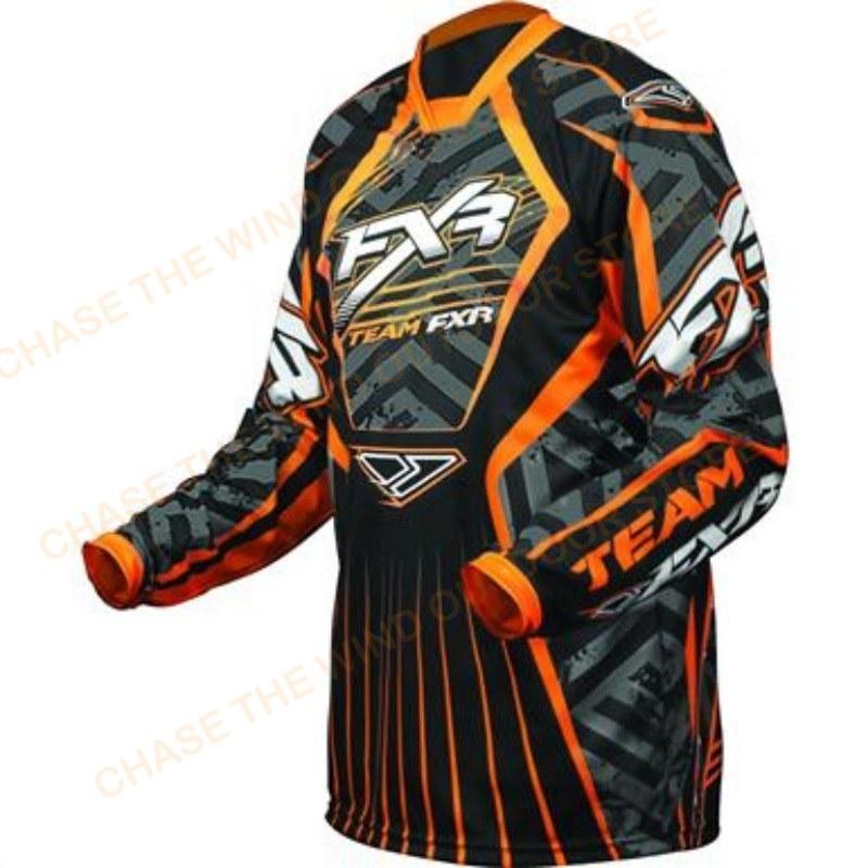 Downhill Jersey Cycling Jersey For Men MTB Motocross BMX DH T Shirt Clothes Enduro Offroad Larga Mountain Bike Long Sleeve