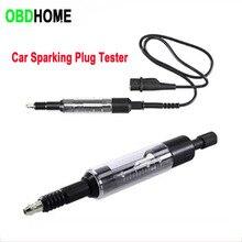 Auto Hoogspanning Pakket Detector Vonken Plug Tester Bougie Checker Ontsteking Systeem Motor In Lijn Auto Diagnostic Tool