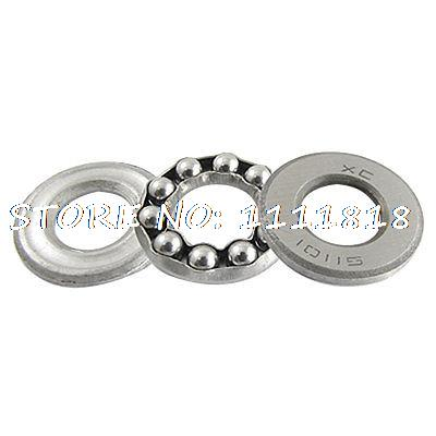 51101 12mm X 26mm X 9mm Axial Ball Thrust Ball Bearing