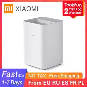 Image 1 - New XIAOMI MIJIA SMARTMI Evaporative Humidifier Air dampener Aroma diffuser essential oil for home mist maker mijia APP WIFI