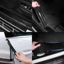 Автомобильная клейкая лента s из углеродного волокна защитная