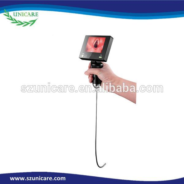 Rigid Stylet Video Laryngoscope Medical Endoscope Camera Adapter