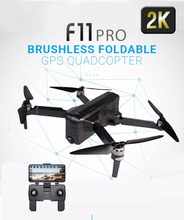 drone accessories SJRC F11 Pro GPS 5G WiFi FPV 2K HD Camera Foldable Brushless RC Drone Quadcopter best selling 2019 products(China)