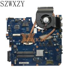 FAN Laptop Motherboard NP-R540 BA92-06596A Samsung for Free-Cpu And Heatsink Ba92-06596a/Ba92-06596b/Ba41-01285a