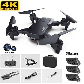 2020 nuevo Drone 4k HD gran angular Cámara 1080P WiFi fpv Drone...