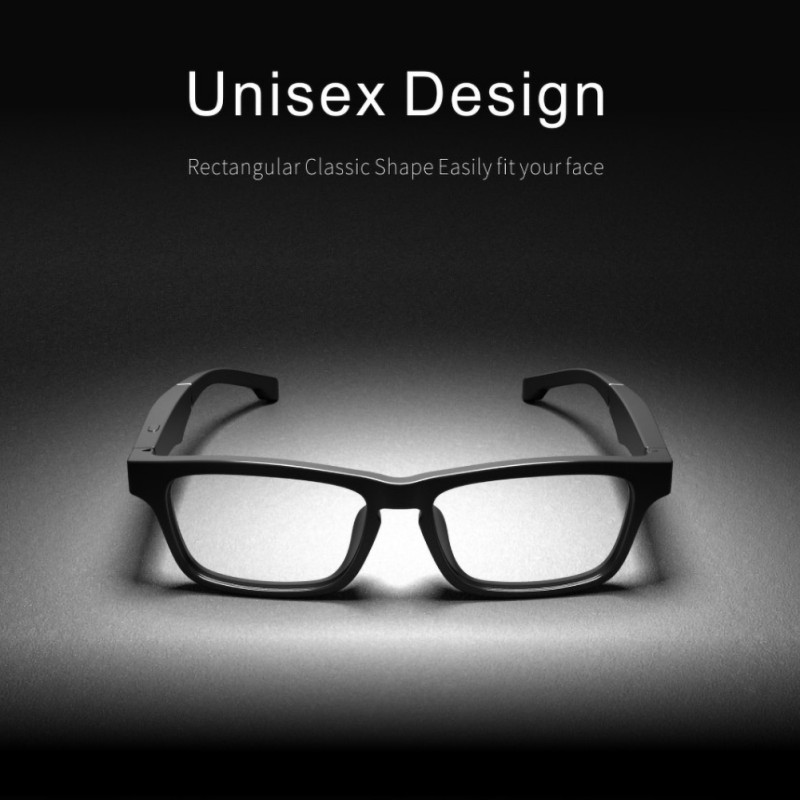 High End Smart Glasses Wireless Bluetooth Hands-Free Calling Music Audio Open Ear Sunglasses