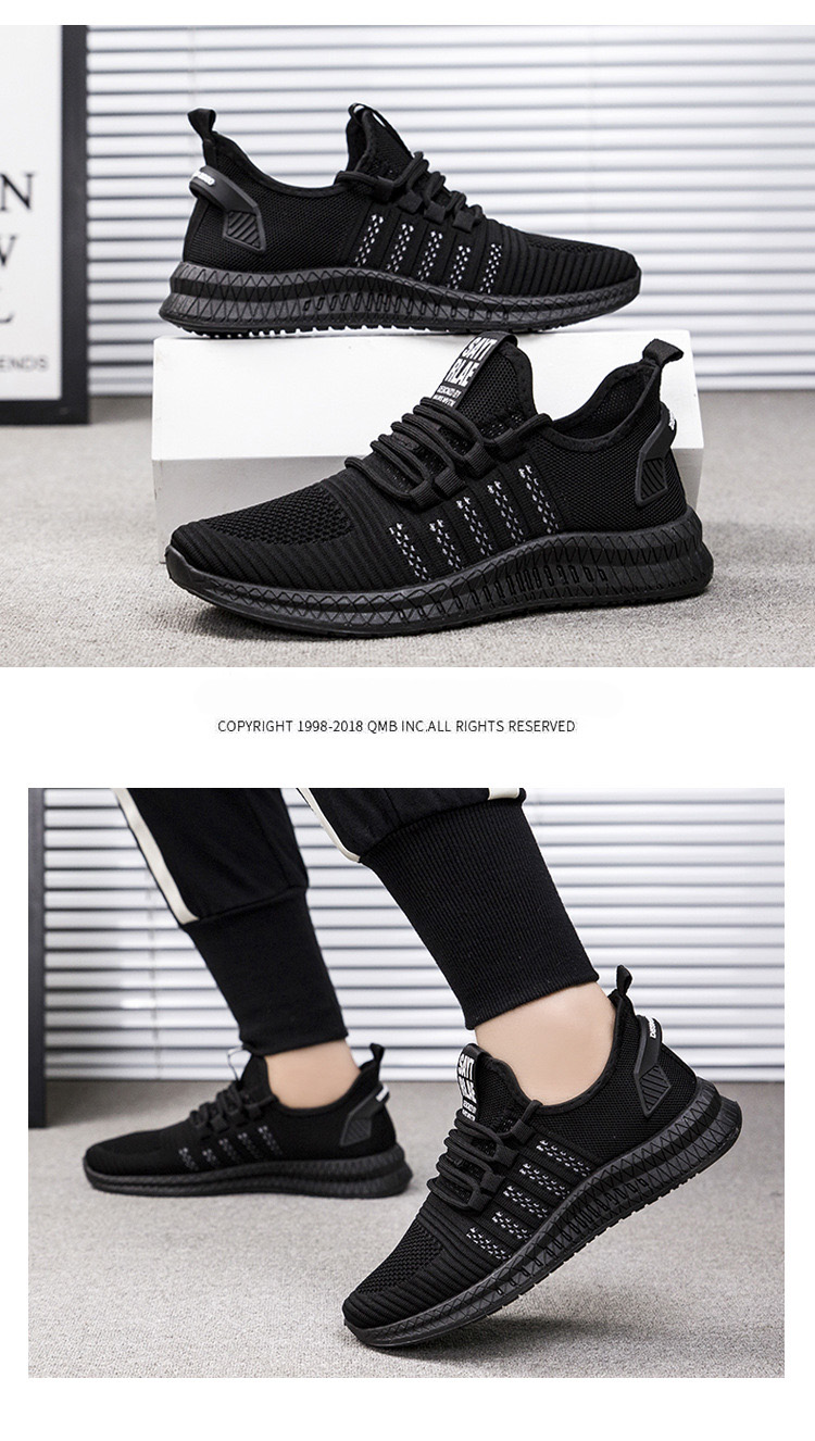 H124d307c213e4bc79cda7e5b87ad6f3ar - New Mesh Men Sneakers Casual Shoes Lac-up Men Shoes Lightweight Comfortable Breathable Walking Sneakers Zapatillas Hombre