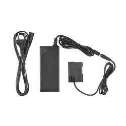 FFYY-EP-5A adaptador de alimentação ca dc acoplador câmera carregador substituir para EN-EL14/para nikon d5100 d5200 d5300 d5500 d5600 d3100 d3200