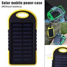 Зарядное устройство на солнечной батареи для мобильного телефона, Мощность банк Матрешка Портативный мобильный Мощность коробка с 2 портами(стандарт Порты и разъёмы DJA99