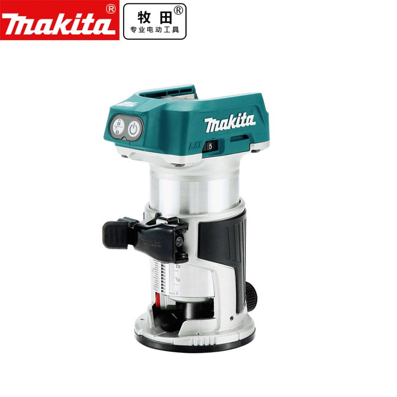 Makita DRT50Z DRT50RTJ Router Trimmer 18V Cordless Brushless Body Only