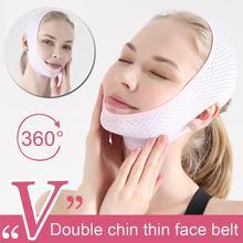 Belt Artifact-Belt Face-Lift-Mask Face Bandage Mask-V Chin Slimming Small G0B9