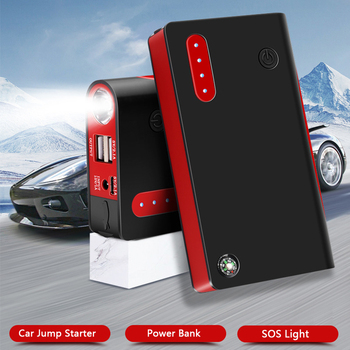 Car Jump Starter Battery 18000mAh Power Bank for Phones Portable 12V 1000A Vehicle Emergency Battery Booster Car Power Starter image