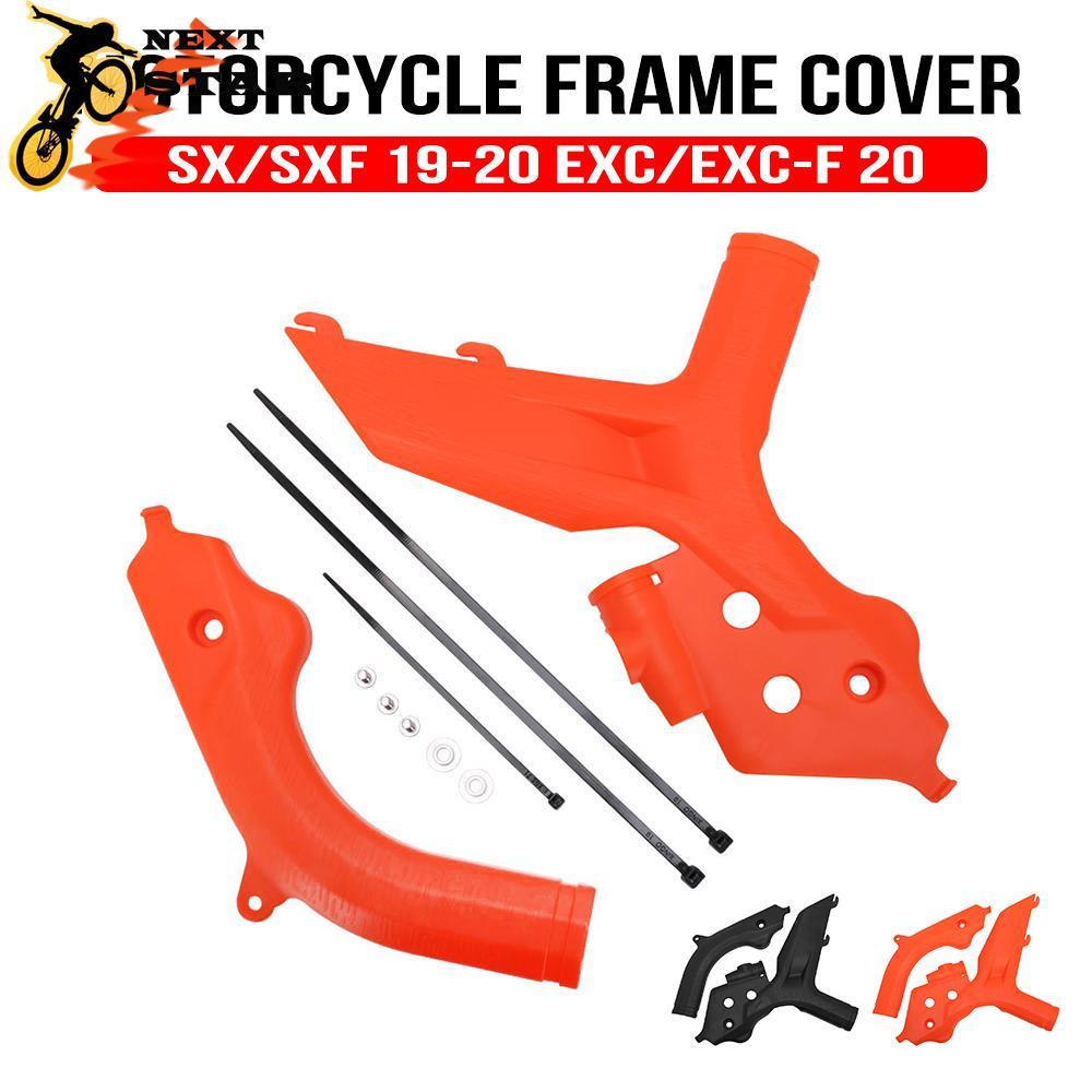 Protecteur de cadre en plastique, pour KTM SX EXC XCW SX SXF XC XCF EXCF 125 150 250 300 350 450 500 2019-2020