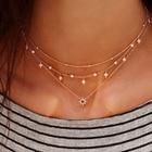 Fashion gold star mu...