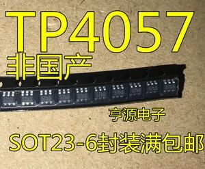 TP4057 IC 500mA 1% SOT-23-6