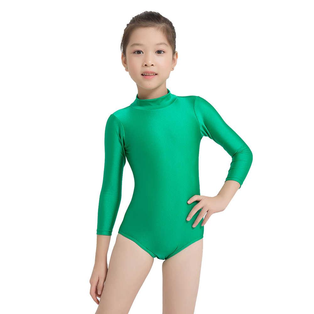 Sizes Girls 6 Donut Print Gymnastics or Dance Leotard
