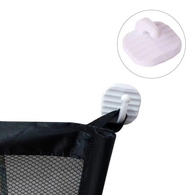 Portable Foldable Mesh Pet Safety Enclosure - 180x72 cm  -  110x72 cm 4