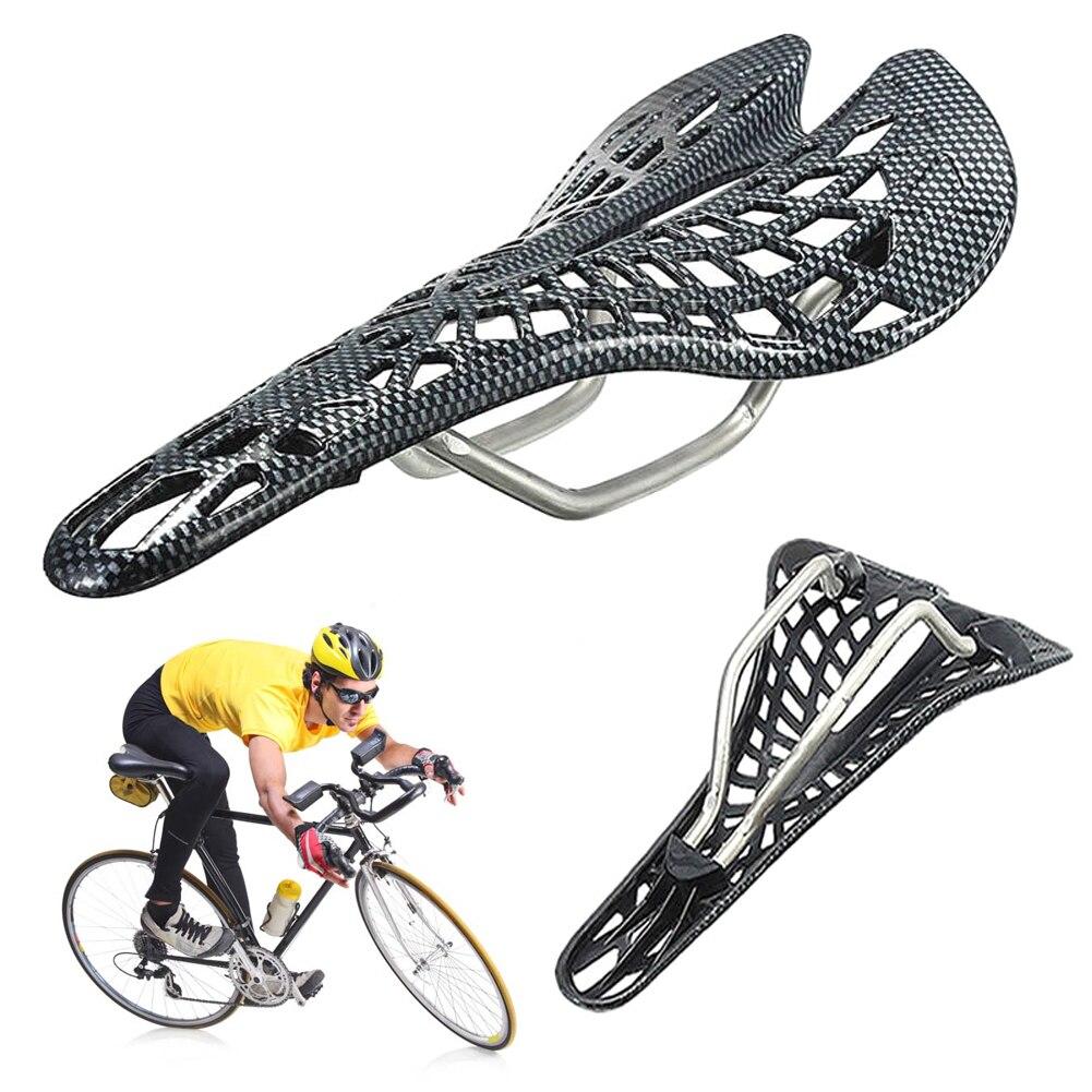 Carbon Fiber Road Bike Saddle