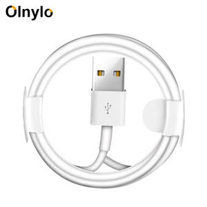 Olnylo USB Cable For iPhone 11 Pro Max X XR XS 8 7 6 6s 5 5s iPad Fast Data Charging