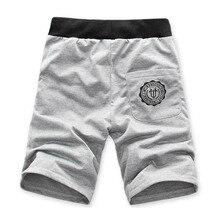 Men Shorts Pant Summer Beach Printing Breathable Cotton Fash