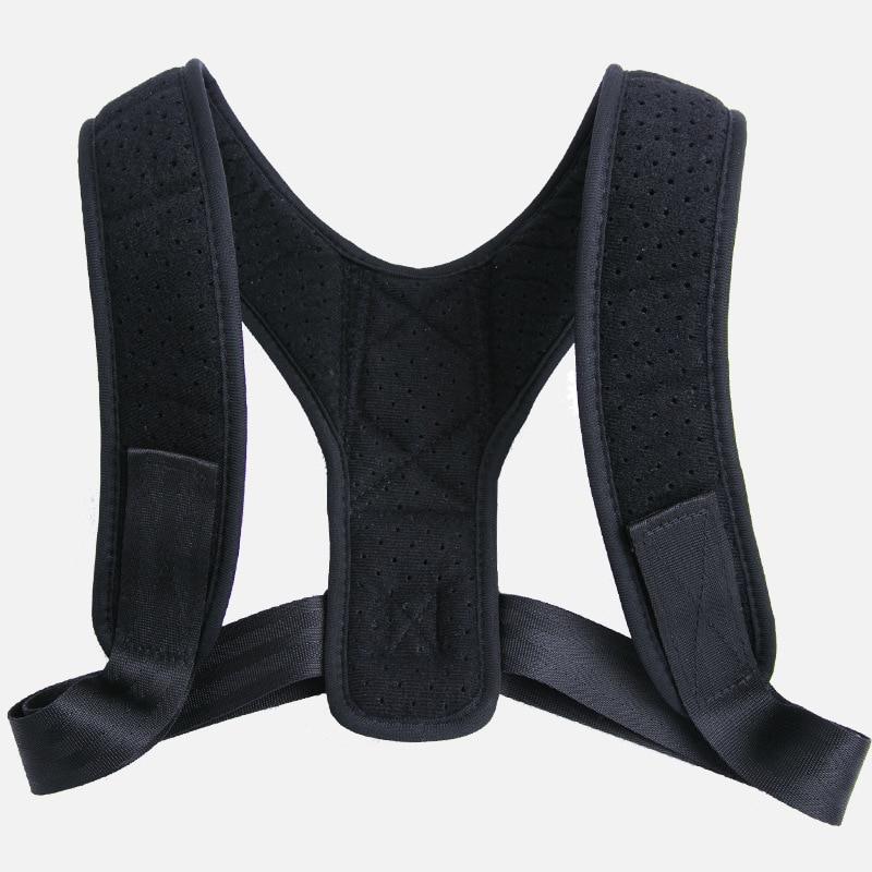Купить с кэшбэком Back Correction bone care Belt Anti-Humpback Correction Clavicle Belt Adult Body Orthotics Posture Strap Correction