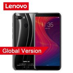 Global Version Lenovo K5 Play L38011 5.7'' 3GB 32GB Smartphone Snapdragon MSM8937 Octa Core 3000mAh 13MP 4G FOTA Mobile Phone