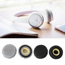 2Pcs/1Pair Replace Earpad Earmuff Cushion For Edifier W570BT W670BT Headphone все цены
