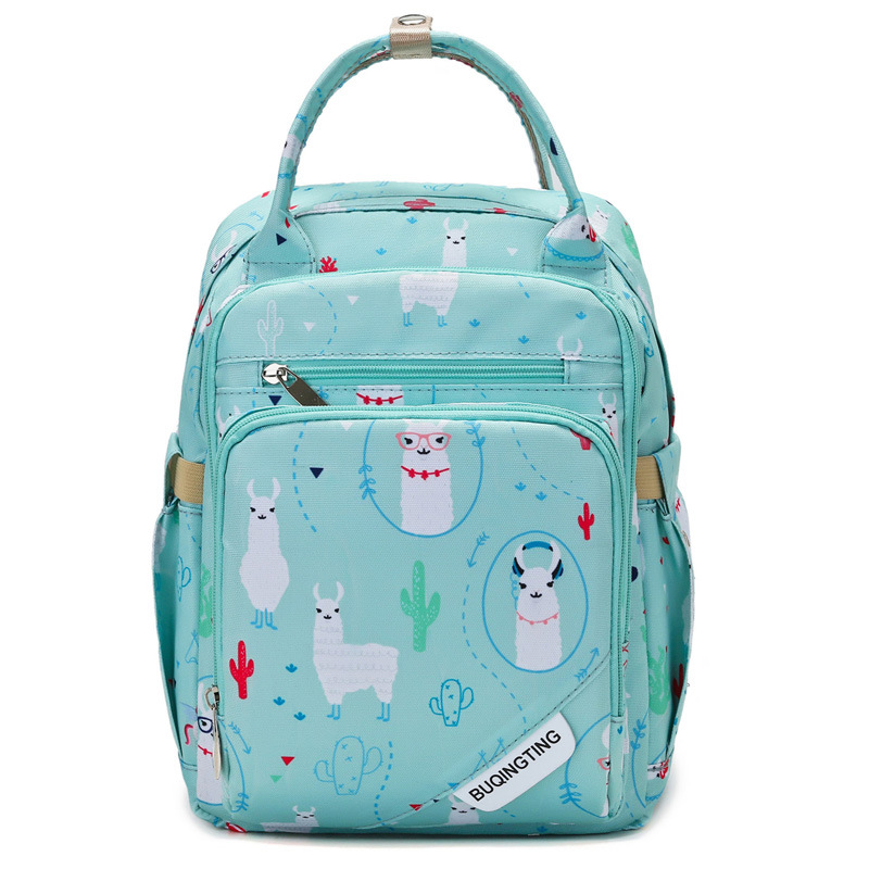 Fashion Mummy Maternity Nappy Bag Large Capacity Nappy Bag Travel Backpack Nursingbag For Baby Care Bag For Stroller Bags