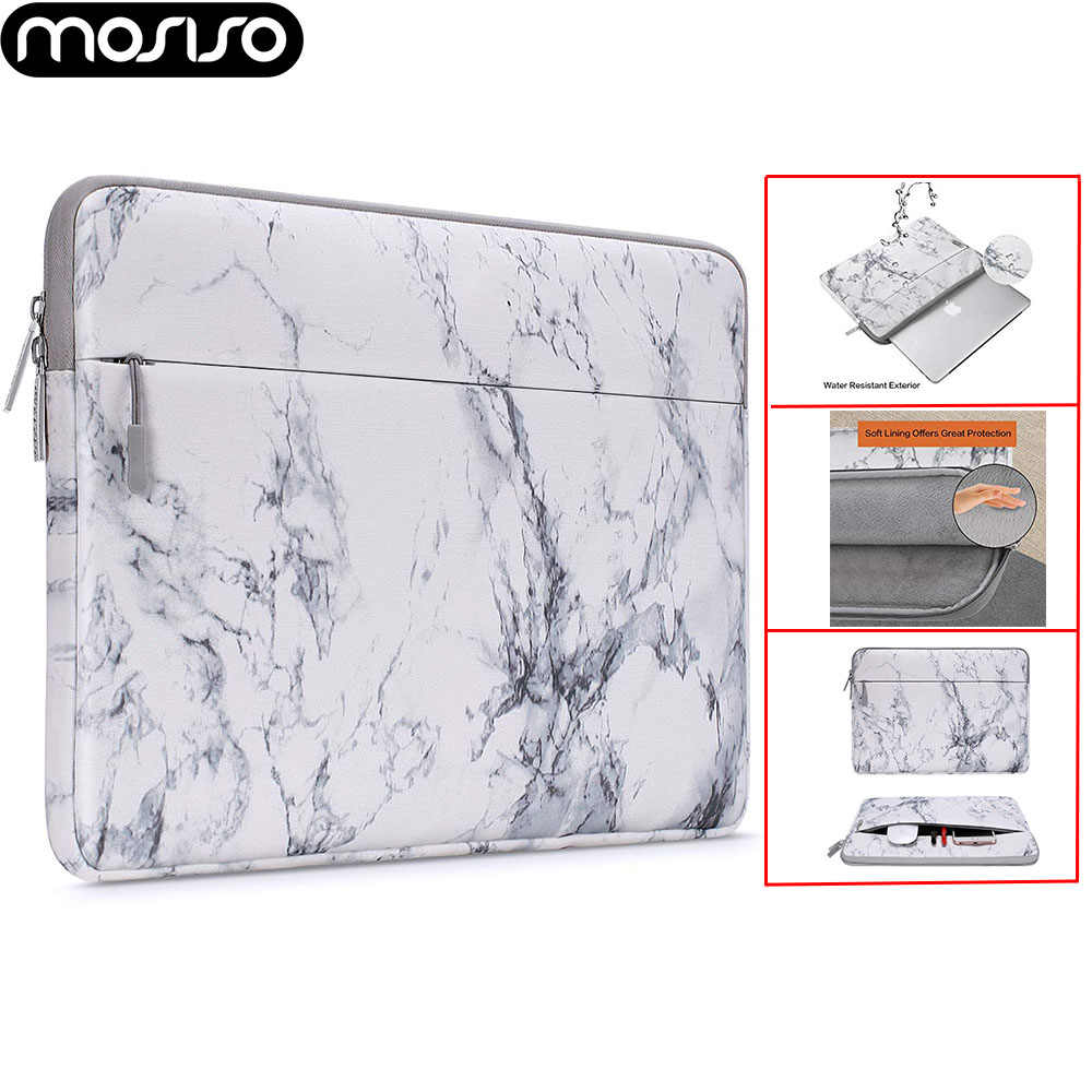 MOSISO Laptop 11 13,3 14 15,6 pulgadas funda bolsa para Macbook Pro Air 13 15 A2159 Notebooks Dell Acer HP accesorios 2019