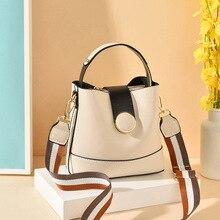 2019 New Bucket Shoulder Bags Single Luxury Handbags Women Designer Messenger Bag