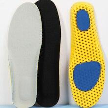 Ортопедические стельки Bangni из пены с эффектом памяти, Спортивная Поддерживающая вставка для обуви для мужчин и женщин, ортопедические дыша...